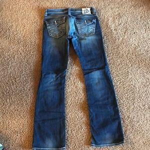 Big Star Remy jeans size 28L